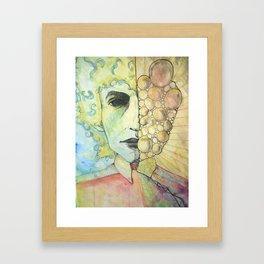 Pseudo-Bob Framed Art Print