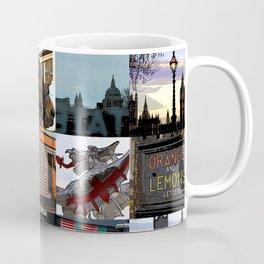 London No. 5 Coffee Mug