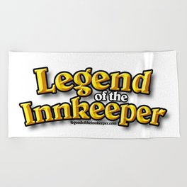 Legend of the Innkeeper Podcast Beach Towel