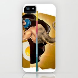Reaction   Collage iPhone Case