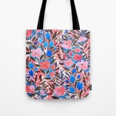 Nonchalant Vibrant Tote Bag