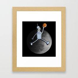The Last Air Bender Framed Art Print