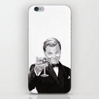 leonardo iPhone & iPod Skins featuring Leonardo by Rik Reimert