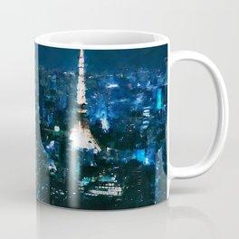 Nightlife in Tokyo Coffee Mug