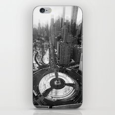 Fifty Ninth Street Freeze-Out    iPhone & iPod Skin