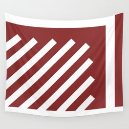 Candy Cane Wall Tapestry
