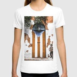 Puerto Rico Door T-shirt