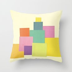 Gifts Throw Pillow