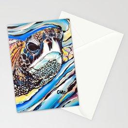 Belle des mers Stationery Cards