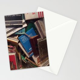 matchbook collection Stationery Cards