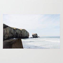 Dunedin beach - New Zealand Rug