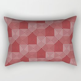 Op Art 125 Rectangular Pillow