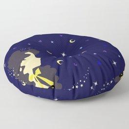 The Princess' Adviser Floor Pillow