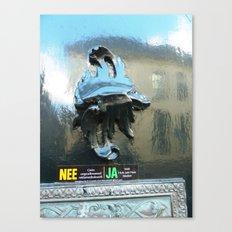 Urban Abstract 48 Canvas Print