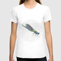 dragonfly T-shirts featuring Dragonfly by Matt McVeigh
