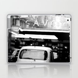 London Savoy hotel Laptop & iPad Skin
