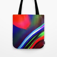 Seismic Folds Tote Bag
