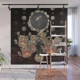The Corruptible Alchemy of All Things Wall Mural