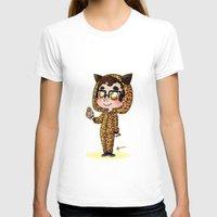 darren criss T-shirts featuring Darren & BB8 by Sunshunes