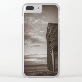 Grain Elevator 10 Clear iPhone Case