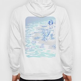Jellyfish Beach Hoody