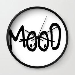Mood #2 Wall Clock