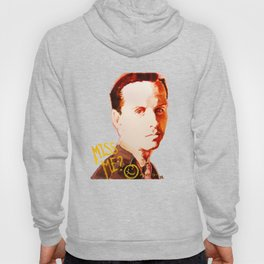 Miss me? - Jim Moriarty Hoody