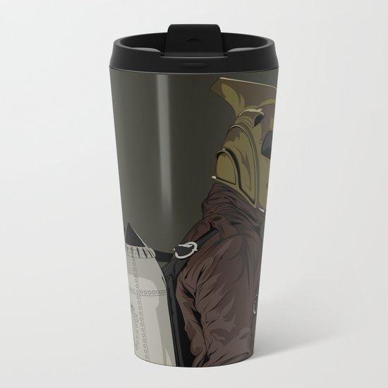 T. R. Metal Travel Mug