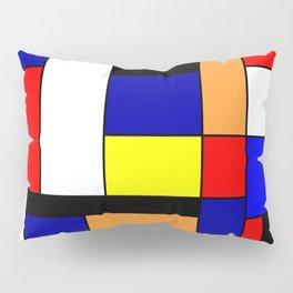 Mondrian #1 Pillow Sham