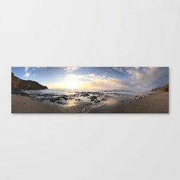 Sunset Cliffs, San Diego California Canvas Print