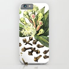 Watercolor Clove iPhone 6s Slim Case
