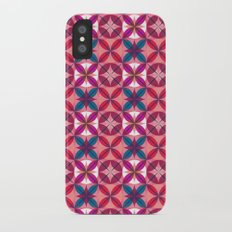 Kaleidoscope Dream iPhone X Slim Case