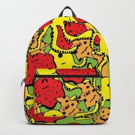 Monsters Backpack