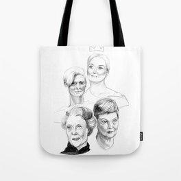 Grand Dames Tote Bag