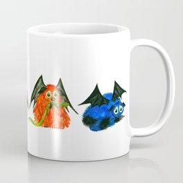 Iggy through the Pages Coffee Mug