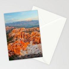 Bryce Canyon Sunset. Stationery Cards