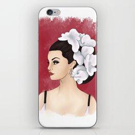 Selena iPhone Skin