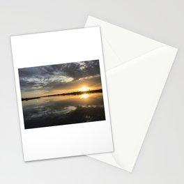 Lake at Gulf Shores Stationery Cards