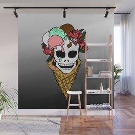 Hella Dark Wall Mural