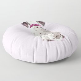 DALMATIAN Floor Pillow