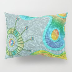 Brights Under The Microscope Pillow Sham
