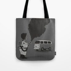 Smokebuster Tote Bag