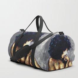 Naturally LV Duffle Bag