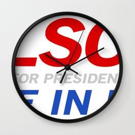 Coulson 2012 Wall Clock