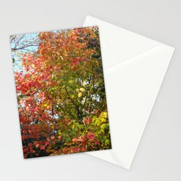 Autumn Leaves I Stationery Cards