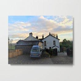 Kendal Cottage Metal Print