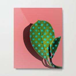 Tropical Leaf #03 Metal Print