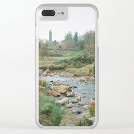 St. Kevin's Monastery Clear iPhone Case