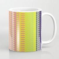 vector Mugs featuring Vector Equilibriums by Elias Zacarias