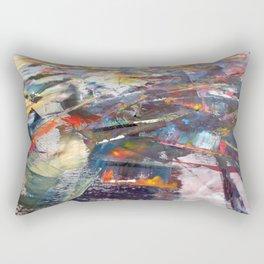 Halfway 2 Rectangular Pillow